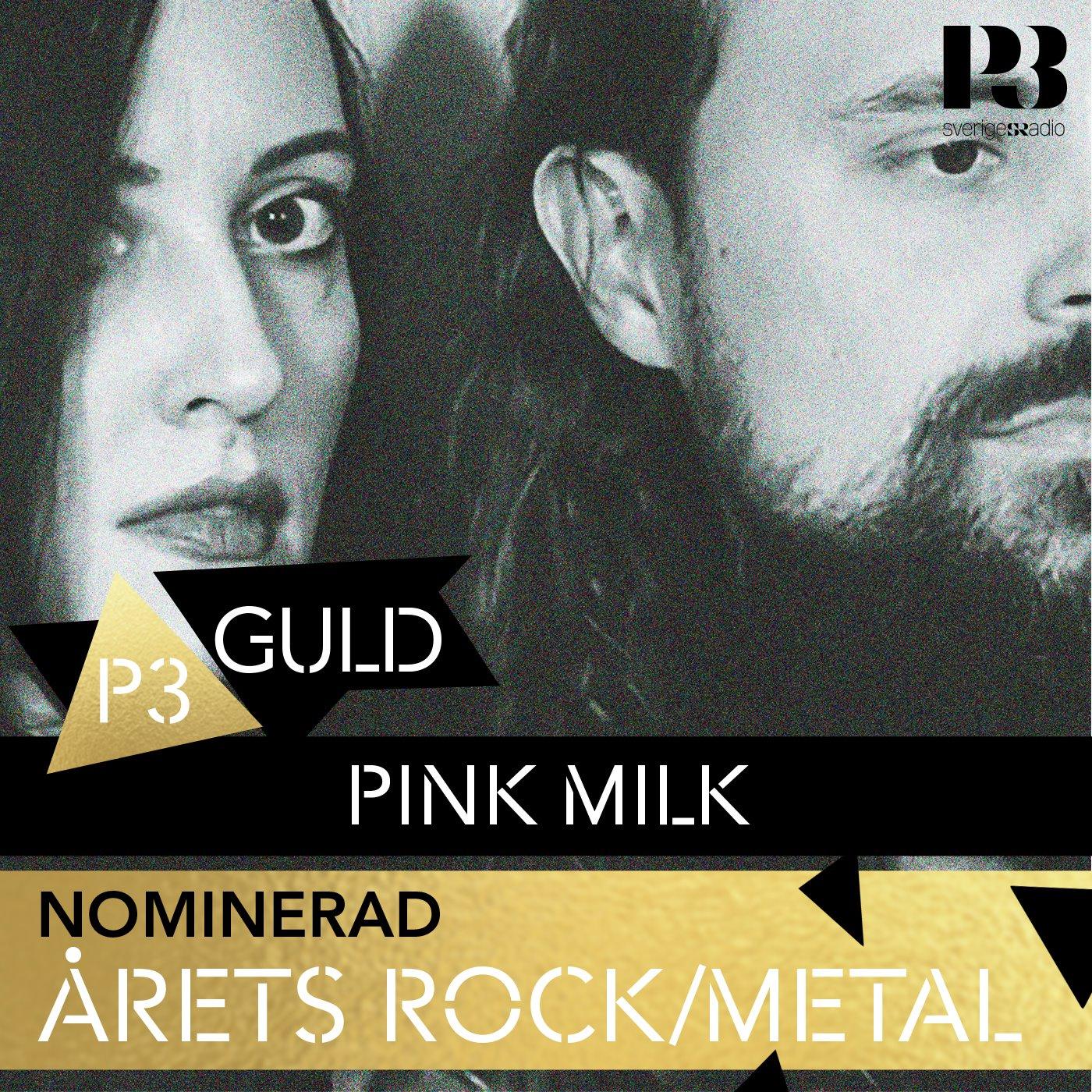 Pink Milk - P3 Guld